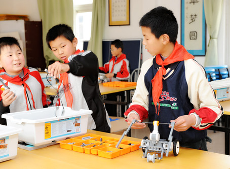 Entry Strategies for China's K-12 Market