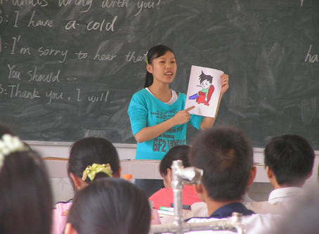 English Language Learning (ELL) in China