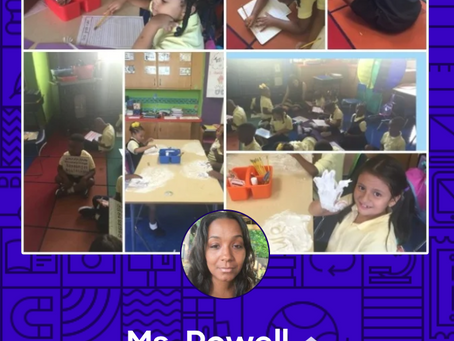 Our first 100 followers fund a classroom project!