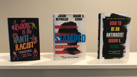 Racism Doesn't Go on Vacation: Three Antiracist Books to Start Your Summer Reading