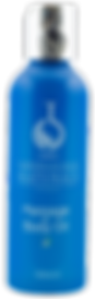100% Natural massage & body oil