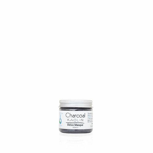 Charcoal Kaolin Detox Masque