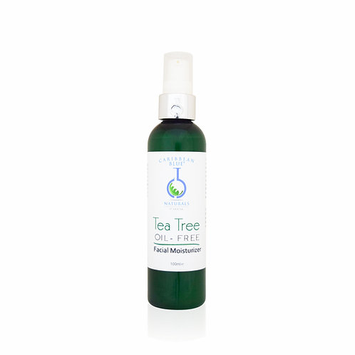 Tea Tree Oil-Free Facial Moisturizer