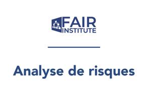 Pour commencer une analyse de risque selon FAIR, ne collectez pas de données avant d'avoir cadré