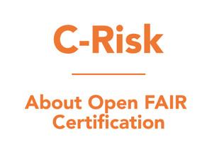 About Open FAIR Certification