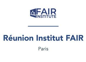 Prochaine réunion de l'institut FAIR de Paris - 18 mars 2020 - Petit déjeuner