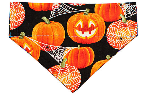 Boo - Pumpkinwebs