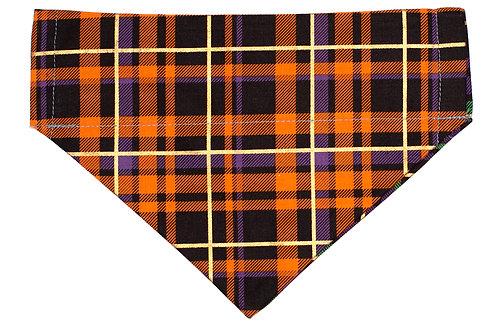 Scottie - Orange Tartan