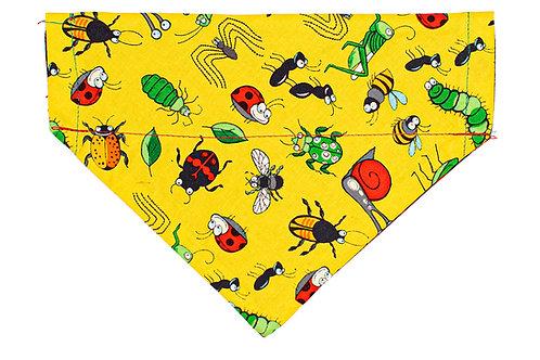 Bugzy - Bugs on Yellow