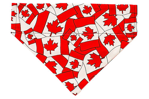 BoBo - Piled Canadian Flags