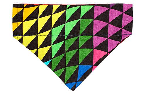 Luke - Rainbow Half-Diamonds