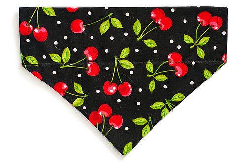 Missy - Cherries on Black
