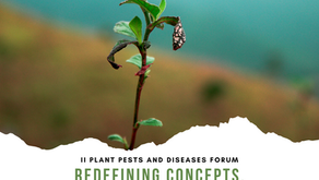 II Plant Pests and Diseases Forum
