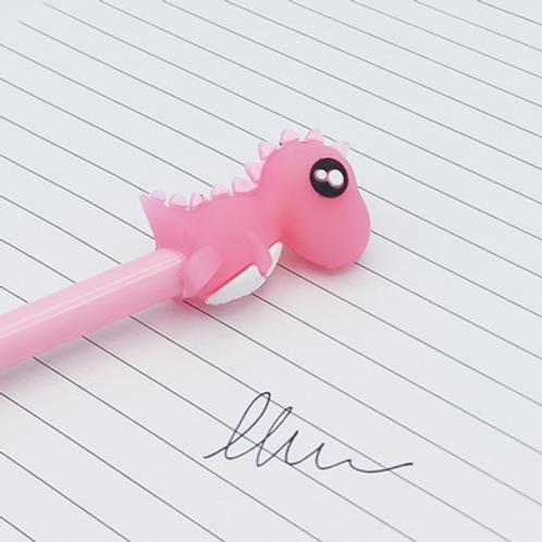 stylo encre Noir . Dino
