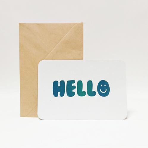 Hello .  Mini carte