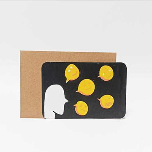 Humeur .  Mini carte