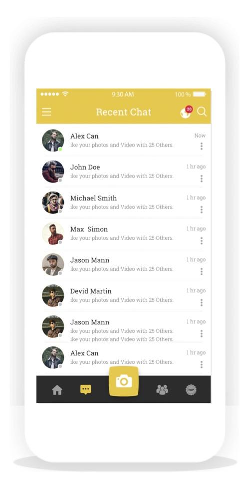 Chat List