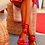 Thumbnail: Tereza Flat/ Red+Pink/ Red/ red knot