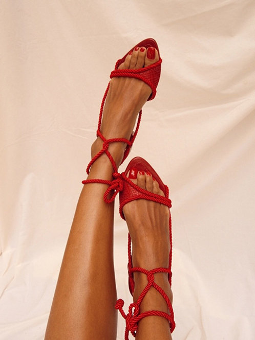 Gal Flat/ Red/ Red/