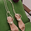 Thumbnail: Francisca Flat/ Nude/ Nude/ off white knot