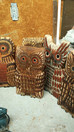 New Wooden Owls