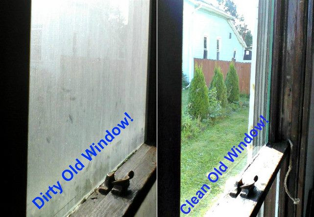 residential window cleaning texan window