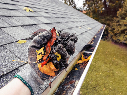 Easy Tips That Will Prevent Your Gutters from Getting Clogged
