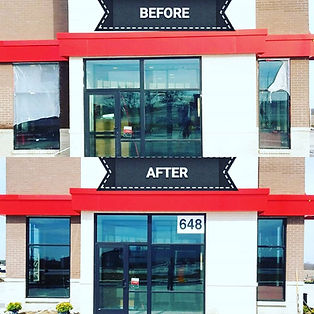 post construction commercial clean up da