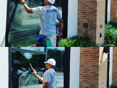 Why Should you Get a Professional Window Cleaning?