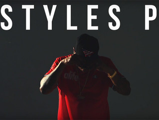 "STYLES P FT WHISPERS - ""WEIGHT UP"""