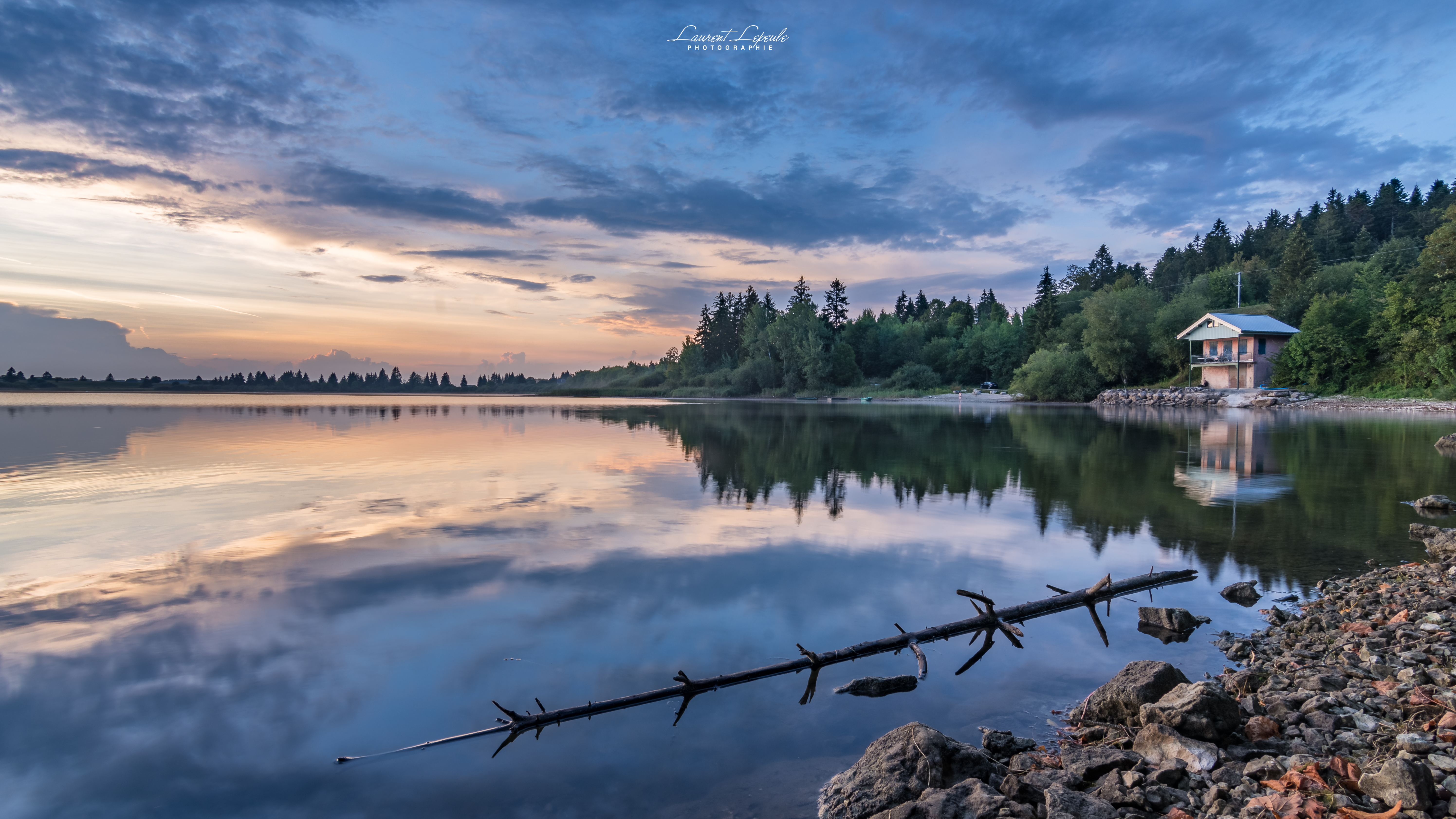 Lac de l'entonnoir