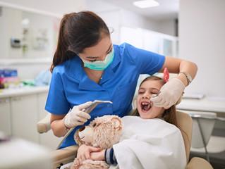 ¿Cómo cuidar los dientes de mis hijos?