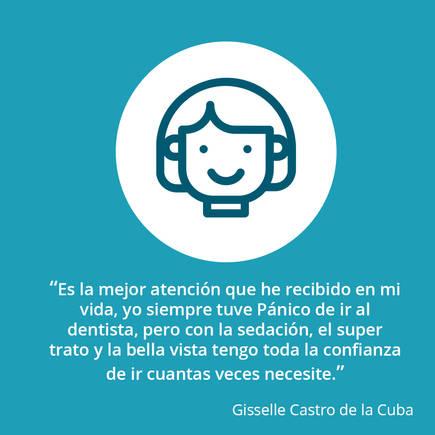 Gisselle Castro de la Cuba
