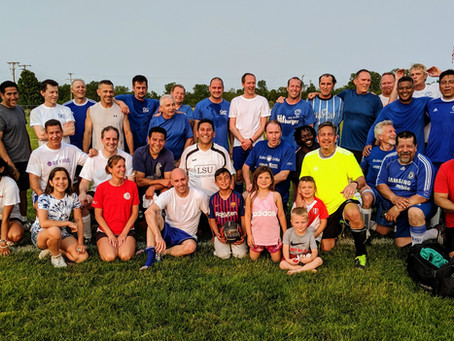 Post-Match and Pics, Friday Night Soccer May 31st