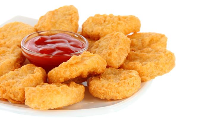 Food Showcase: Crispy Chicken