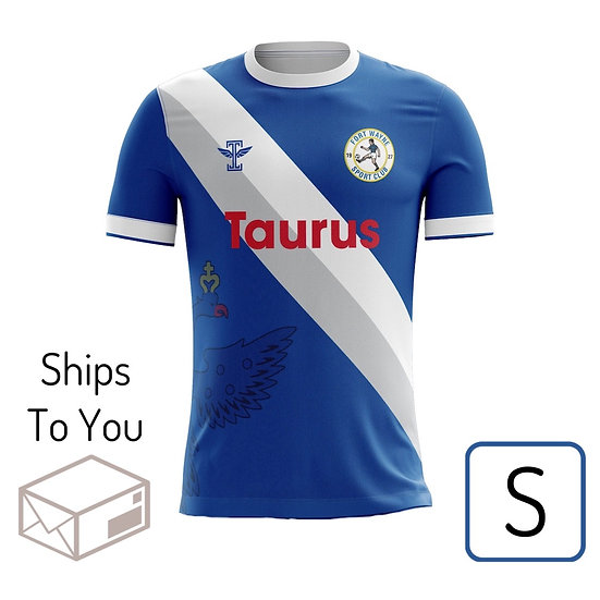 Delivered: FWSC Jersey (Small)(PRE-ORDER)