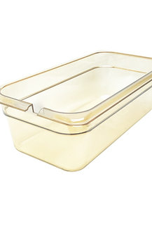 "Hot Hold® High Temp. Cut Out Food Pan (4"" deep)"