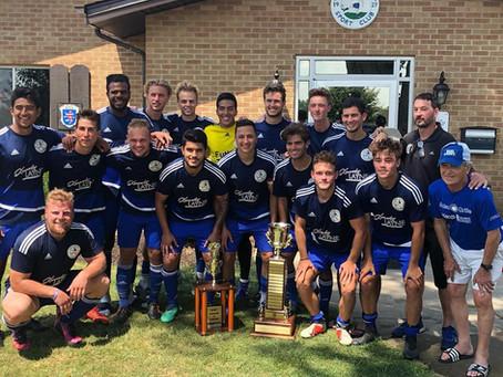 FWSC 1st Team - TOC Champions