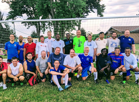 Friday Night Soccer ended after ball disaggregation