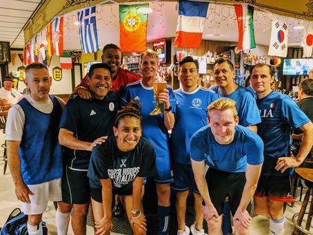 Friday Night Soccer 6/28, TOC Training, Food Truck Monterrico