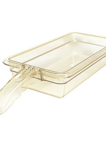 "Hot Hold® High Temperature Food Pan with Handle (2.5"")"