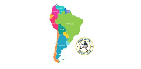 South America Cultural Night at FWSC