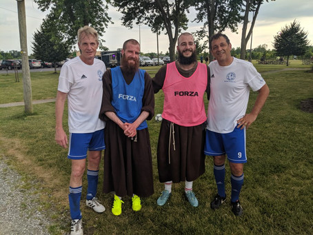 Franciscan Brothers play at FWSC
