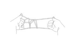 A Tiqaikoa string figure