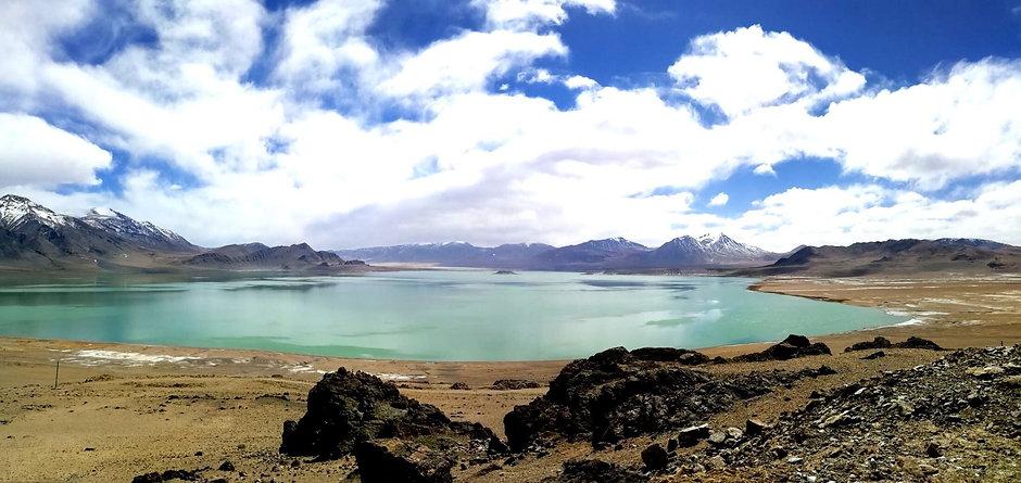 Lake Wenbu