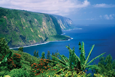 Hawaii-cliffs-state-waters-Tourists-Paci