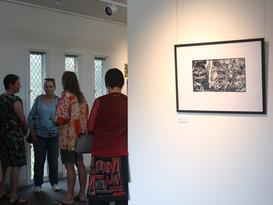 Logan BushCare Residency Exhibition