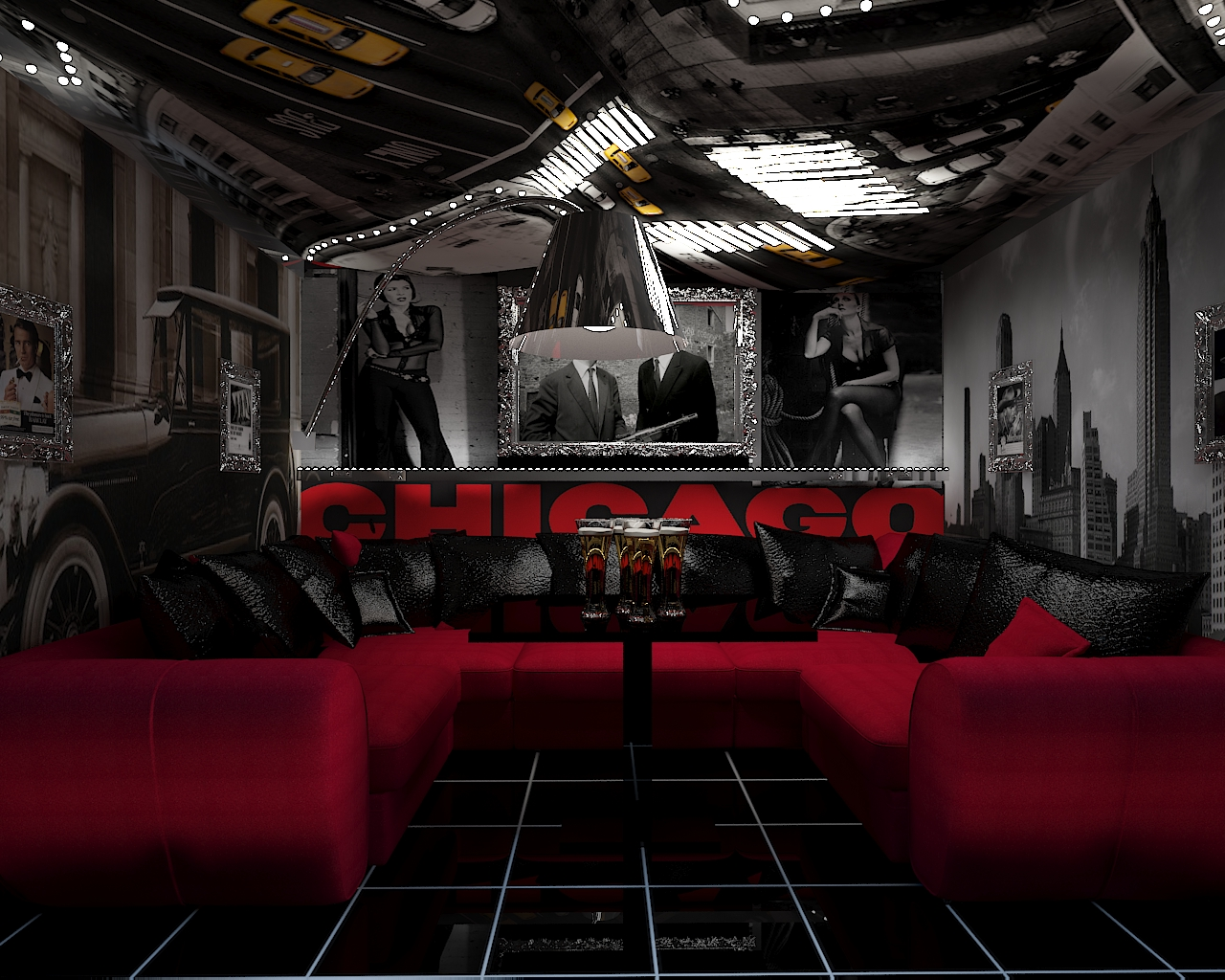 "Зал ""Чикаго"""