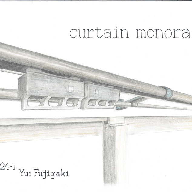 curtain monorail