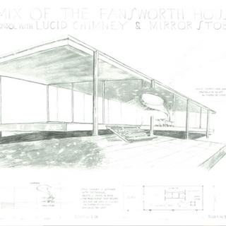 Remix of Fansworth House (No.1)